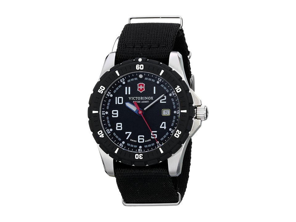 Victorinox - 241674.1 Maverick Sport 43mm (Black) Watches