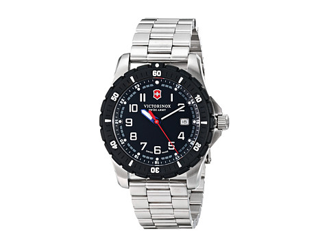 Victorinox - 241675 Maverick Sport 43mm (Black) Watches