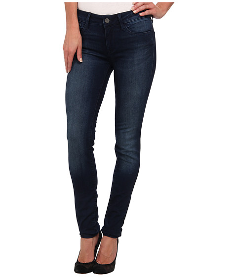 Mavi Jeans - Adriana Midrise Super Skinny in Deep Jegging (Deep Jegging) Women