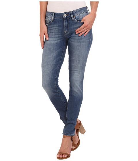 Mavi Jeans - Alexa Mid-Rise Skinny in Mid Used Vintage (Mid Used Vintage) Women's Jeans