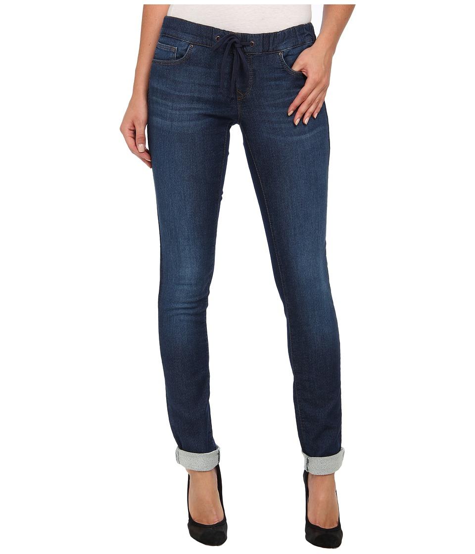 Mavi Jeans - Serena Sporty Skinny Jogger in Dark Sporty (Dark Sporty) Women's Jeans
