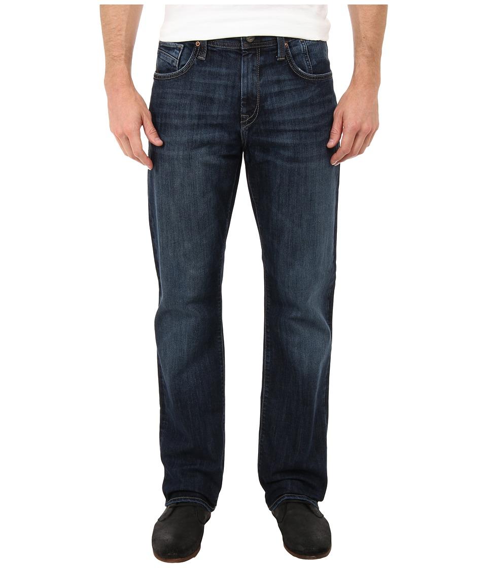 Mavi Jeans - Matt Mid-Rise Relaxed Straight Leg in Deep Cooper (Deep Cooper) Men's Jeans