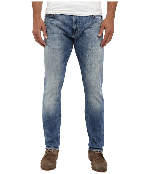 Mavi Jeans - Jake Regular Rise Slim Leg in Random Yaletown (Random Yaletown) Men's Jeans