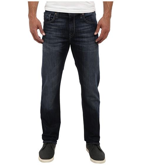 Mavi Jeans - Zach Regular Rise Straight Leg in Rinse Cooper (Rinse Cooper) Men's Jeans