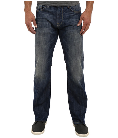Mavi Jeans - Josh Regular Rise Boot Cut in Mid Used Railtown (Mid Used Railtown) Men's Jeans