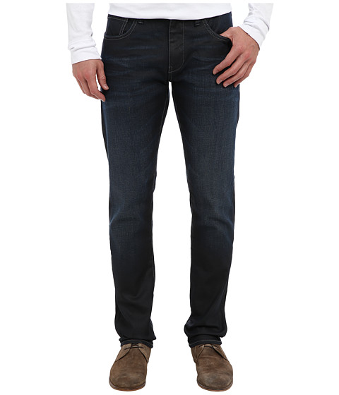 Mavi Jeans - Jake Regular Rise Slim Leg in Coated Italy (Coated Italy) Men's Jeans