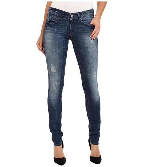 Mavi Jeans - Serena Lowrise Super Skinny in Used R-Vintage (Used R-Vintage) Women's Jeans