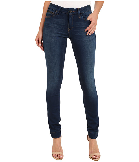 Mavi Jeans - Adriana Midrise Skinny Jogger in Indigo Jog (Indigo Jog) Women's Jeans