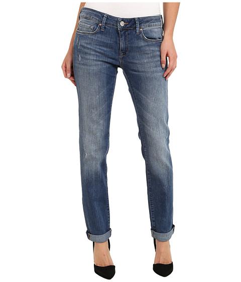 Mavi Jeans - Emma Slim Boyfriend in Mid Used Vintage (Mid Used Vintage) Women