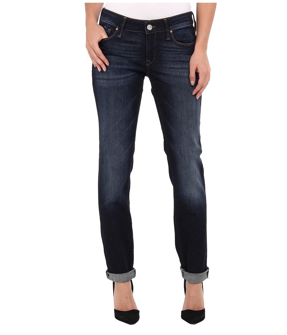 Mavi Jeans - Emma Slim Boyfriend in Deep Brushed Vintage (Deep Brushed Vintage) Women's Jeans