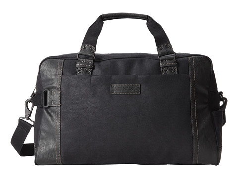 Marc New York by Andrew Marc - Lindburgh Duffle Bag (Black) Duffel Bags