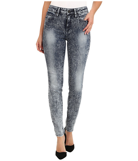 Mavi Jeans - Elisa Highrise Super Skinny Ankle in Light Acid (Light Acid) Women