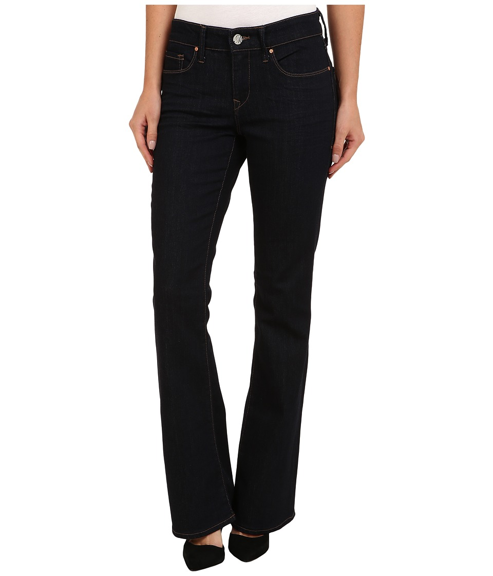 Mavi Jeans Molly Midrise Classic Bootcut in Rinse Nolita (Rinse Nolita) Women