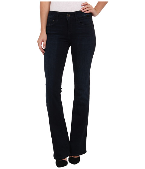 Mavi Jeans - Ashley Midrise Bootcut in Midnight Gold Reform (Midnight Gold Reform) Women
