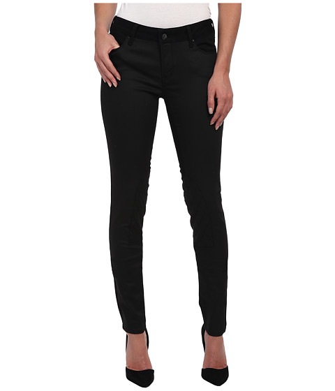 Mavi Jeans - Nikky Midrise Knee Patch Blocking in Black Blocking (Black Blocking) Women's Jeans