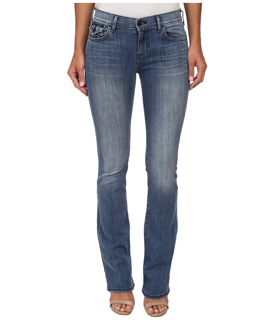 True Religion - Becca with Flaps in Earth's Mystery (Earths Mystery) Women's Jeans