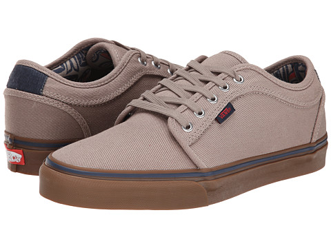 Vans - Chukka Low ((Totem) Tan/Gum) Men