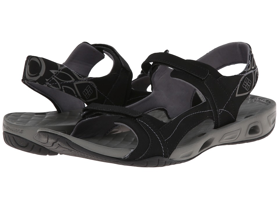 Columbia Sunlight Vent II (Black/Charcoal) Women