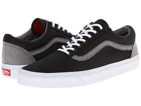 Vans - Old Skool ((T&C) Black) Skate Shoes