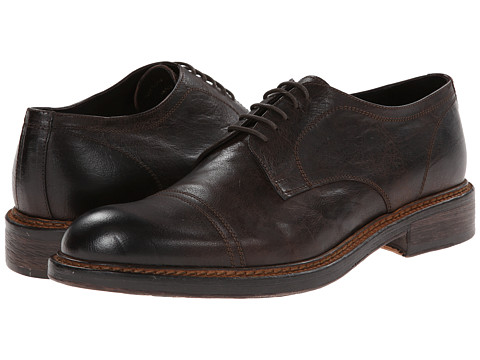 Kenneth Cole Collection - Say Something (Brown) Men's Plain Toe Shoes