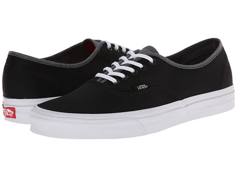 Vans - Authentic ((T&C) Black) Skate Shoes