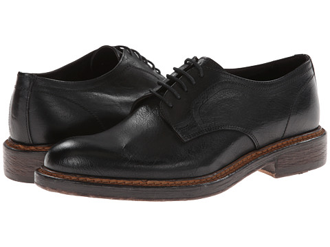 Kenneth Cole Collection - Some-one Special (Black) Men's Plain Toe Shoes
