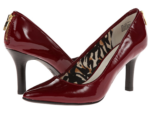 Anne Klein - Falicia (Red Patent) High Heels
