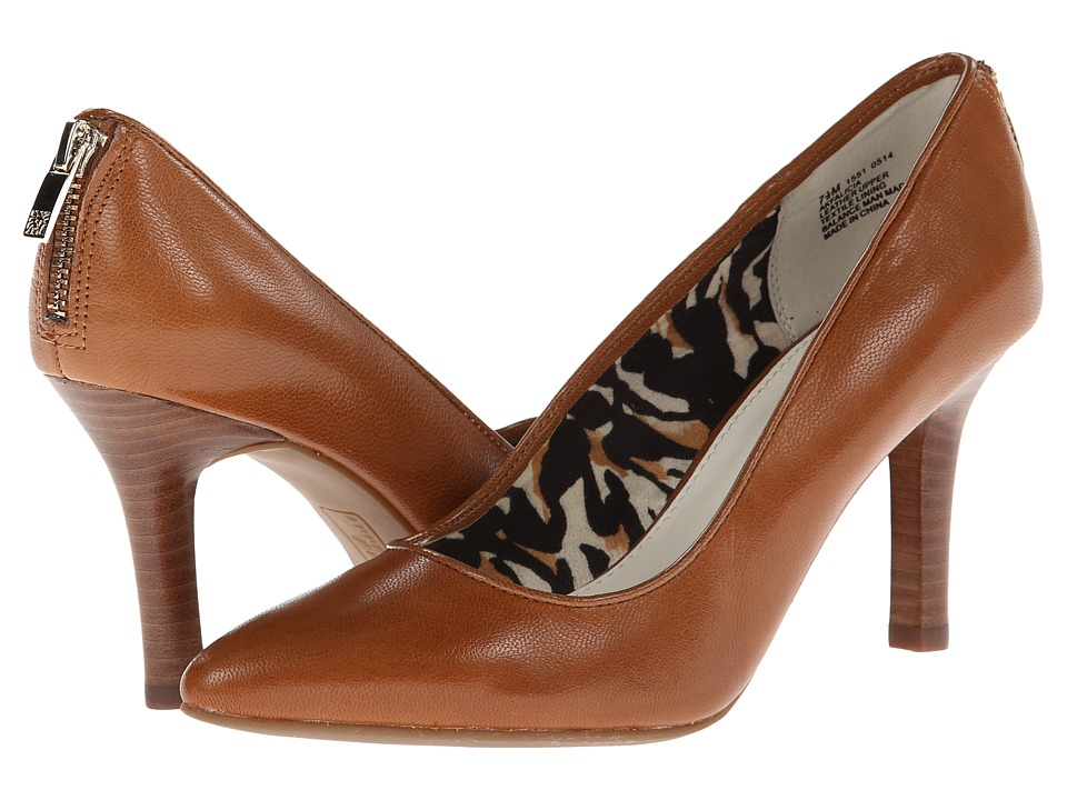 Anne Klein Falicia (Natural Leather) High Heels