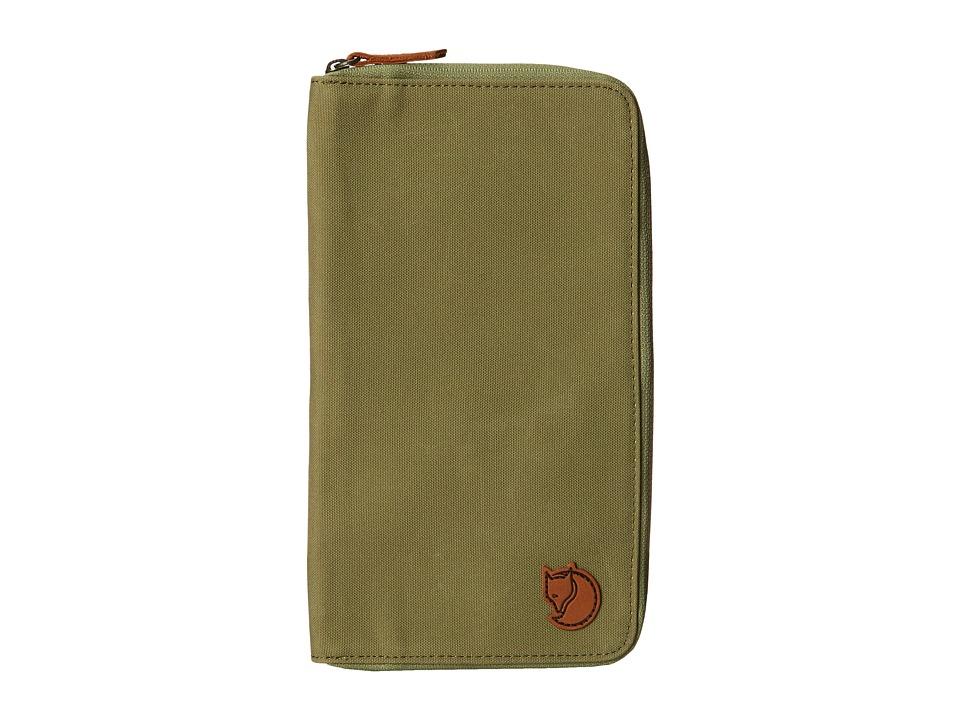 Fjallraven - Travel Wallet (Green) Wallet Handbags