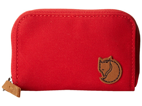 Fj llr ven - Zip Card Holder (Red) Credit card Wallet