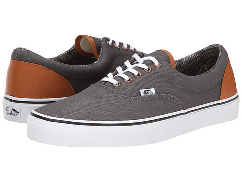 Vans - Era ((C&L) Pewter/Tweed) Skate Shoes