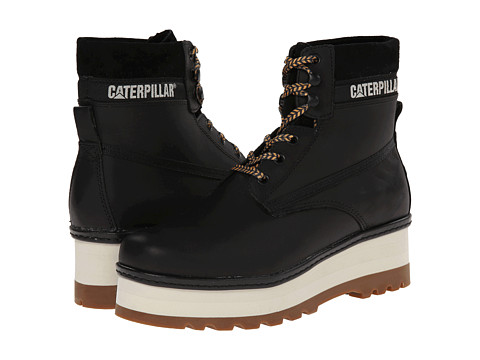 Caterpillar Casual - High Hopes (Black) Women's Lace-up Boots