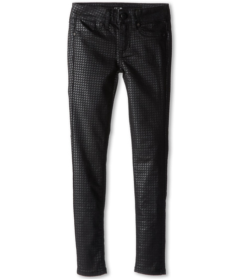 Joe's Jeans Kids - Houndstooth in Black (Little Kids/Big Kids) (Black) Girl's Jeans