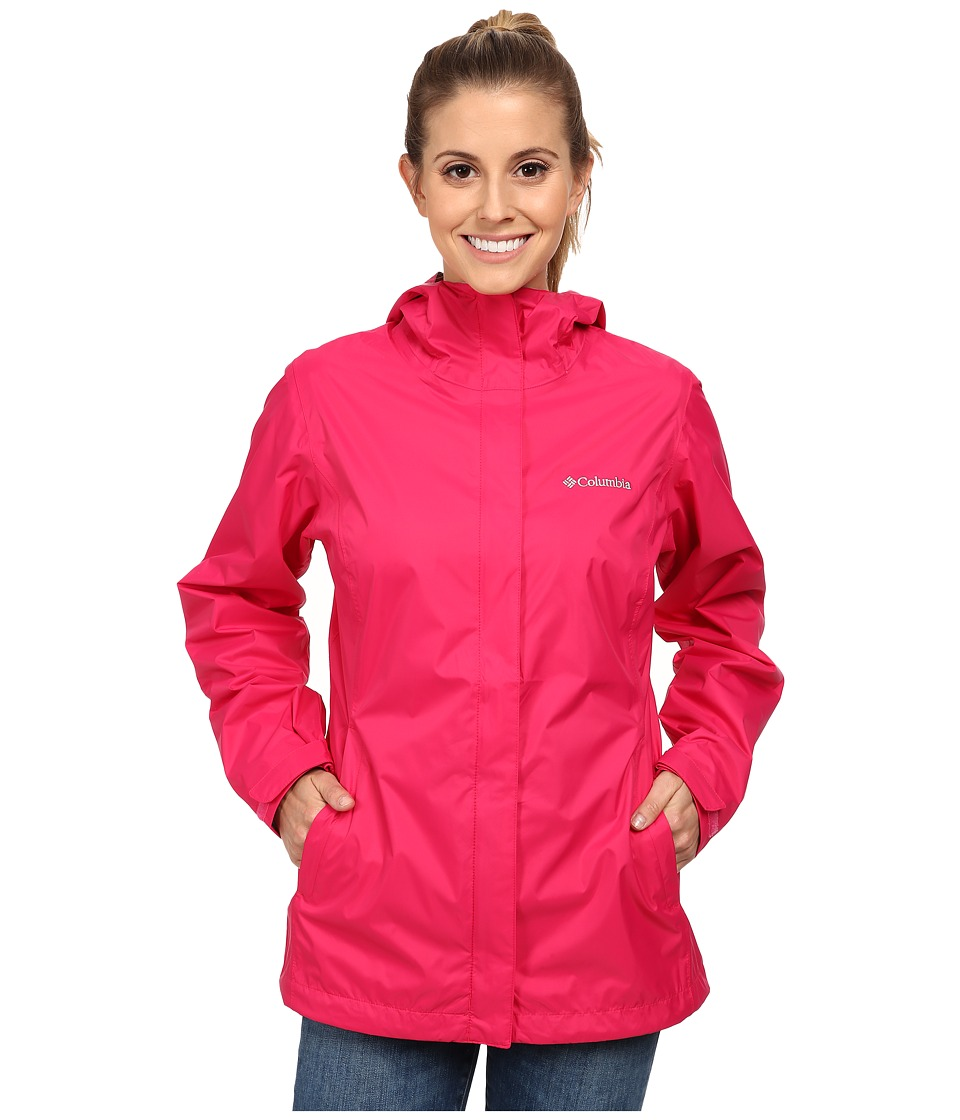 Columbia - Arcadia II Jacket (Bright Rose) Women's Coat