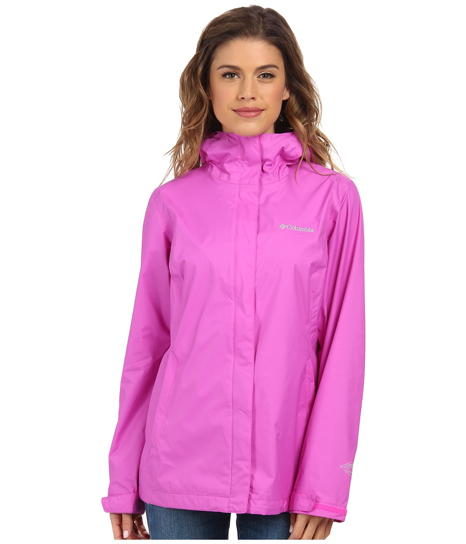 Columbia - Arcadia II Jacket (Foxglove) Women's Coat
