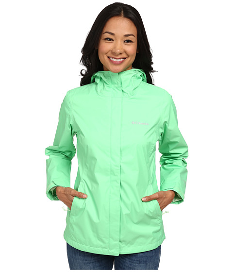 Columbia - Arcadia II Jacket (Chameleon Green) Women's Coat