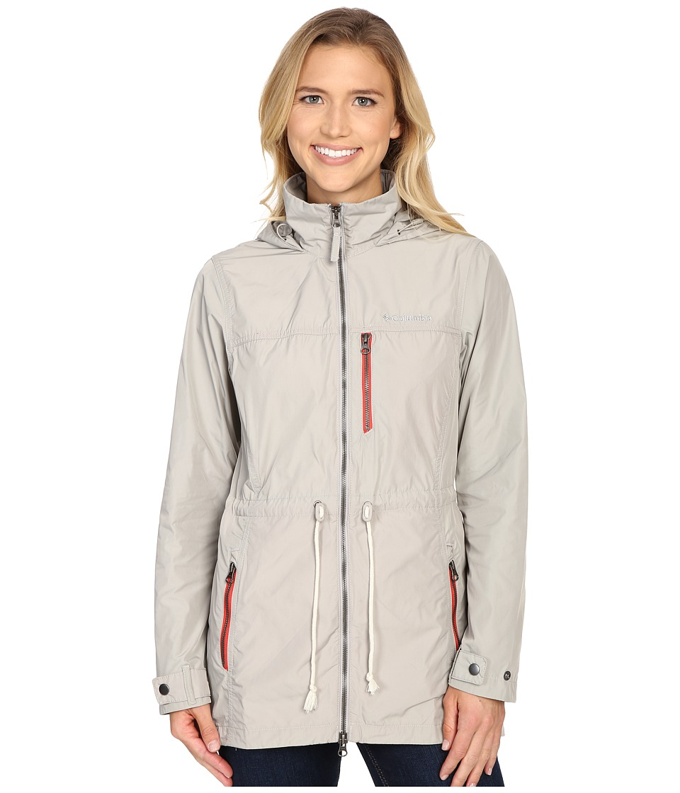 Columbia - Suburbanizer Jacket (Flint Grey) Women's Coat