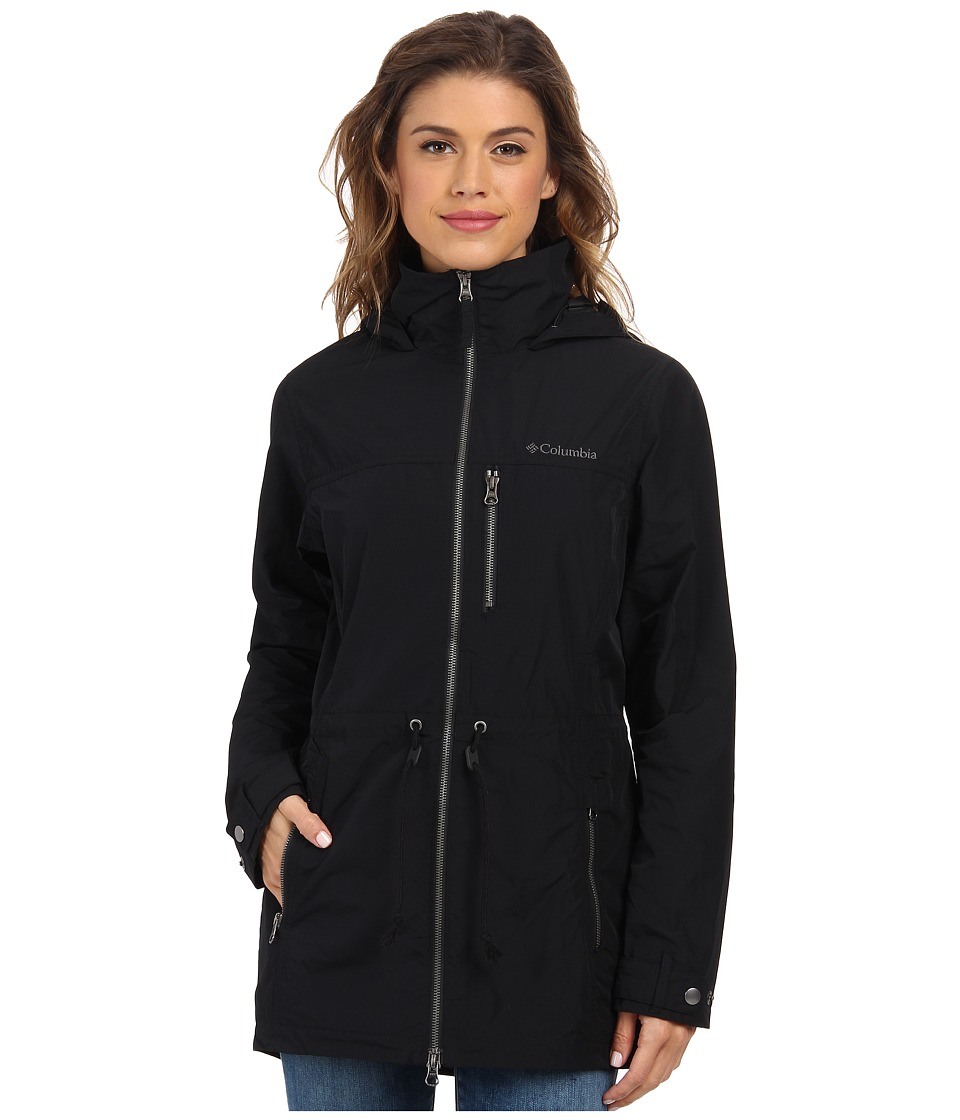 Columbia - Suburbanizer Jacket (Black) Women's Coat