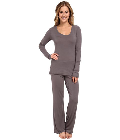 Josie - Femme 30 PJ (Dark Charcoal) Women's Pajama Sets