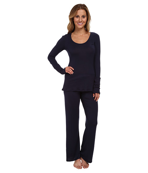 Josie - Femme 30 PJ (Midnight Navy) Women's Pajama Sets