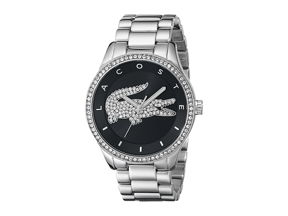 Lacoste - 2000868-VICTORIA (Silver/Black) Watches