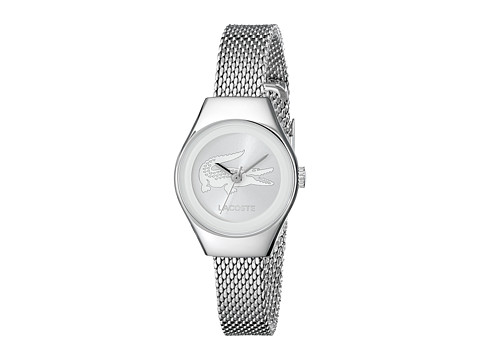 Lacoste - 2000877-VALENCIA MINI (Silver/Silver) Watches