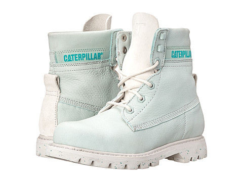 Caterpillar Casual - Colorado Slouch (Silt Green) Women's Lace-up Boots