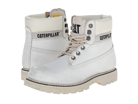 Caterpillar Casual - Colorado Burnish Brights (Cloud) Women's Lace-up Boots