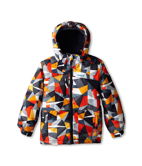 Kamik Kids - Remix Jacket (Big Kids) (Flame) Boy's Jacket