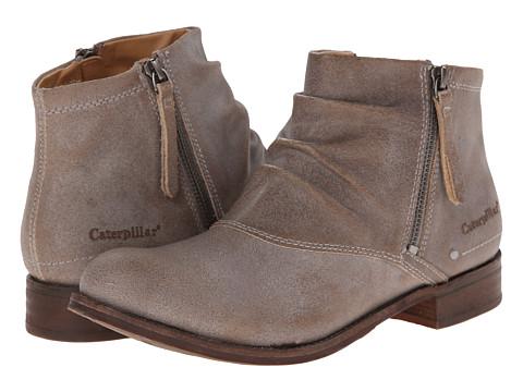 Caterpillar Casual - Irenea (Grey) Women's Zip Boots
