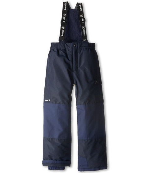 Kamik Kids - Dark Dash Pant (Toddler/Little Kids/Big Kids) (Navy) Boy's Outerwear