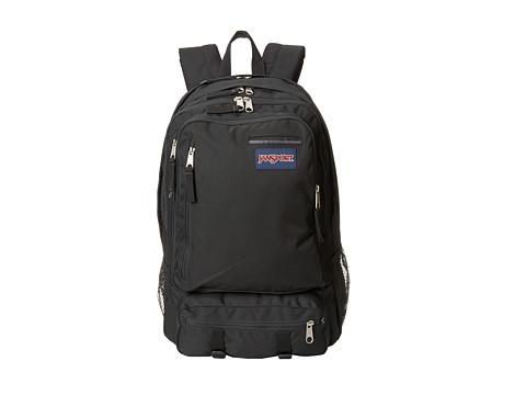 JanSport Envoy (Black) Backpack Bags