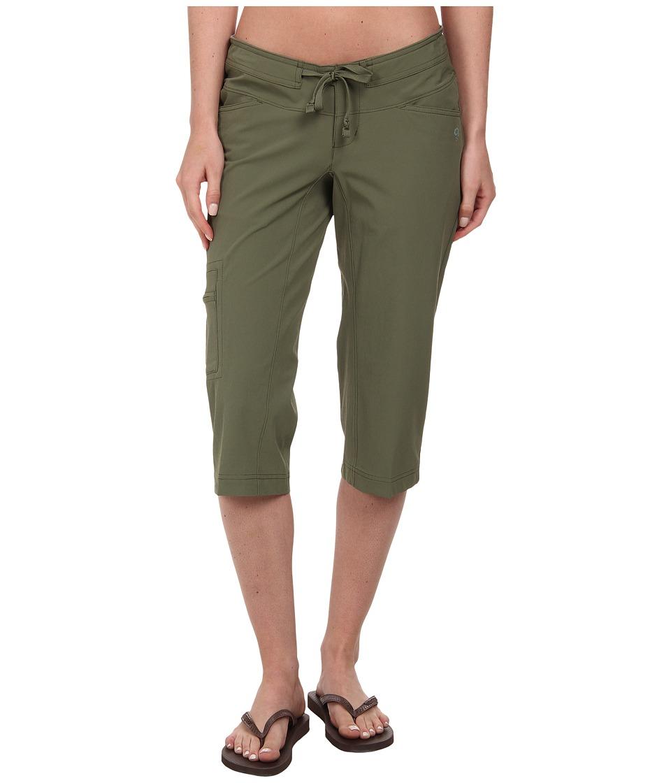 Mountain Hardwear - Yuma Capri (Mosstone 2) Women's Capri