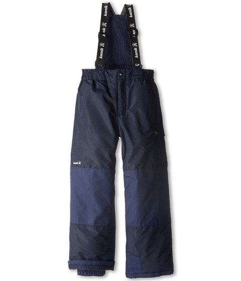 Kamik Kids - Live Wire Pant (Toddler/Little Kids/Big Kids) (Navy) Boy's Outerwear